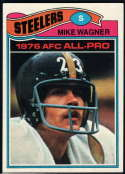 1977 Topps #60 Mike Wagner AP NM Near Mint