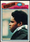 1977 Topps #75 Dwight White NM Near Mint