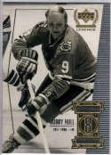 1999-00 Upper Deck Century Legends #8 Bobby Hull NM-MT+