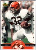 2005 Upper Deck Legends #87 Jim Brown NM-MT+