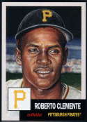 2018 Topps Living Set #76 Roberto Clemente NM-MT+ Pittsburgh Pirates