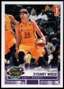 2017-18 Rittenhouse WNBA #52 Sydney Wiese NM-MT+ RC Los Angeles Sparks