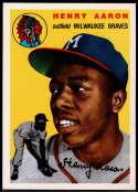 1994 Topps Archives 1954 #128 Hank Aaron NM-MT Milwaukee Braves