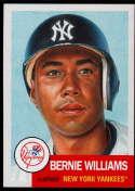 2019 Topps Living Set #229 Bernie Williams NM-MT+ New York Yankees