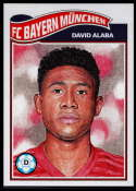 2019 Topps Living Set UEFA Champions League #60 David Alaba NM-MT+ FC Bayern Munchen
