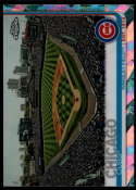 2019 Topps Chrome Sapphire Edition #197 Wrigley Field NM-MT+ Chicago Cubs