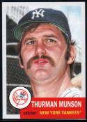 2019 Topps Living Set #259 Thurman Munson NM-MT+ New York Yankees