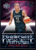 2019 Donruss WNBA Franchise Features #3 Elena Delle Donne NM-MT+ Washington Mystics