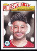 2020 Topps Living Set #113 Alex Oxlade-Chamberlain NM-MT+ Liverpool