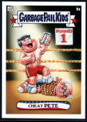 2020 Topps Garbage Pail Kids disg-Race to the White House #8A Cheat PETE NM-MT+