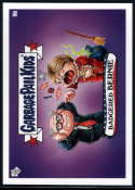 2020 Topps Garbage Pail Kids disg-Race to the White House #9B Badgered BERNIE NM-MT+
