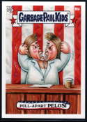 2020 Topps Garbage Pail Kids disg-Race to the White House #10A Pull-apart PELOSI NM-MT+