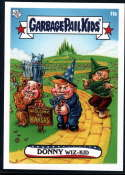 2020 Topps Garbage Pail Kids disg-Race to the White House #11A DONNY Wiz-Kid NM-MT+