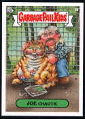 2020 Topps Garbage Pail Kids Gone Exotic #1A Joe Chaotic NM-MT+