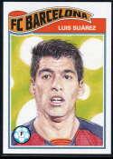 2020 Topps Living Set UEFA Champions League #162 Luis Suarez NM-MT+ FC Barcelona