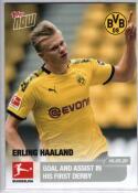 2020 Topps Now Bundesliga #144 Erling Haaland /2325