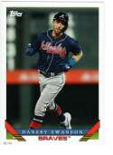 2019 Topps Archives 5x7 #241 Dansby Swanson NM-MT+ /49 Atlanta Braves