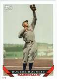2019 Topps Archives 5x7 #235 Rogers Hornsby NM-MT+ /49 St. Louis Cardinals