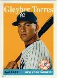 2019 Topps Archives 5x7 #84 Gleyber Torres NM-MT+ /49 New York Yankees