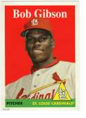 2019 Topps Archives 5x7 #97 Bob Gibson NM-MT+ /49 St. Louis Cardinals