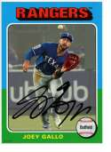 2019 Topps Archives 5x7 #129 Joey Gallo NM-MT+ /49 Texas Rangers
