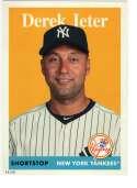 2019 Topps Archives 5x7 #1 Derek Jeter NM-MT+ /49 New York Yankees