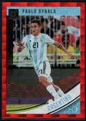 2018-19 Donruss Press Proof Red #90 Paulo Dybala NM-MT+ Argentina