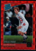 2018-19 Donruss Press Proof Red #200 Josh Sargent Rated Rookie NM-MT+ United States