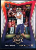 2020 Panini Instant Draft Night #5 Jacob Eason NM-MT+ Indianapolis Colts