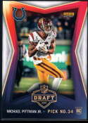 2020 Panini Instant Draft Night #22 Michael Pittman Jr. NM-MT+ Indianapolis Colts