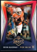 2020 Panini Instant Draft Night #27 Devin Duvernay NM-MT+ Baltimore Ravens