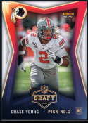 2020 Panini Instant Draft Night #30 Chase Young NM-MT+ Washington Redskins