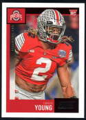 2020 Score #338 Chase Young NM-MT+ RC Ohio State Buckeyes