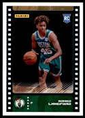 2019-20 Panini NBA Stickers Trading Cards #92 Romeo Langford NM-MT+ RC Boston Celtics