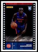 2019-20 Panini NBA Stickers Trading Cards #93 Sekou Odumaduya NM-MT+ RC Detroit Pistons