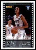 2019-20 Panini NBA Stickers Trading Cards #100 Nic Claxton NM-MT+ RC Brooklyn Nets