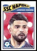2020 Topps Living Set UEFA Champions League #172 Lorenzo Insigne NM-MT+ Napoli