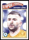 2020 Topps Living Set UEFA Champions League #178 Anthony Lopes NM-MT+ Paris Saint-Germain