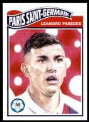 2020 Topps Living Set UEFA Champions League #179 Leandro Paredes NM-MT+ Olympique Lyonnais