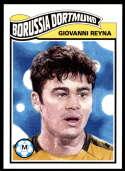 2020 Topps Living Set UEFA Champions League #180 Giovanni Reyna NM-MT+ Borussia Dortmund