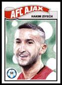 2020 Topps Living Set UEFA Champions League #181 Hakim Ziyech NM-MT+ AFC Ajax