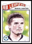 2020 Topps Living Set UEFA Champions League #182 Marcel Sabitzer NM-MT+ RB Leipzig